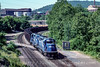 Photo 5197<br /> Conrail<br /> Wilt's Curve, Bethlehem, Pennsylvania<br /> June 1991