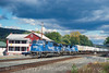 Photo 4167<br /> Norfolk Southern; Mattawana, Pennsylvania<br /> October 2000