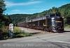 Photo 2720<br /> Conrail; Lawrenceville, Pennsylvania<br /> September 1989
