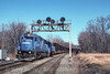 Photo 3768 <br /> Conrail; McElhattan, Pennsylvania<br /> February 25, 1997