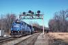 Photo 3768 <br /> Conrail; McElhattan, Pennsylvania<br /> February 25, 1997
