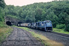 Photo 5230<br /> Conrail<br /> State Line Tunnel, Canaan, New York<br /> August 1990