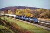 Photo 4574<br /> Conrail<br /> Mifflin, Pennsylvania<br /> November 1991