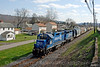 Photo 0952<br /> Norfolk Southern (Conrail); Tiltonsville, West Virginia<br /> April 13, 2007