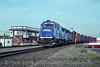 Photo 5178<br /> Conrail<br /> Tower 30, Utica, New York<br /> May 1992