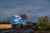 Photo 4717<br /> Conrail<br /> Macungie, Pennsylvania<br /> October 1993
