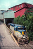 Photo 2492<br /> Vermont Rail System; Bellows Falls, Vermont<br /> July 31, 1999