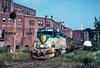 Photo 2490<br /> Vermont Rail System; Brattleboro, Vermont<br /> July 31, 1999