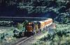 Photo 5048<br /> Rio Grande Ski Train<br /> Bond, Colorado<br /> June 29, 1997