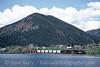 Photo 1437<br /> Denver & Rio Grande Western; Palmer Lake, Colorado<br /> May 1985