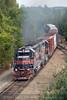 Photo 1597<br /> Pan Am Railway; Carmel, Maine<br /> September 11, 2009