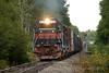 Photo 1596<br /> Pan Am Railway; Burnham, Maine<br /> September 11, 2009