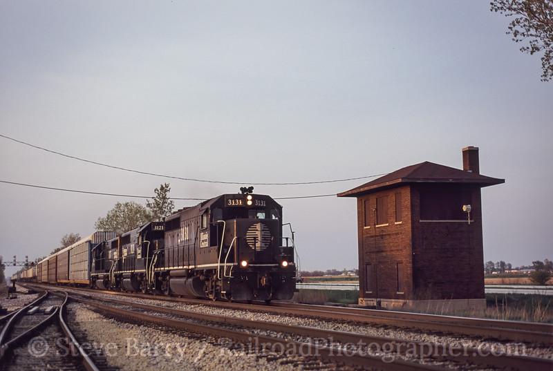 Photo 1360<br /> Illinois Central; Otto, Illinois