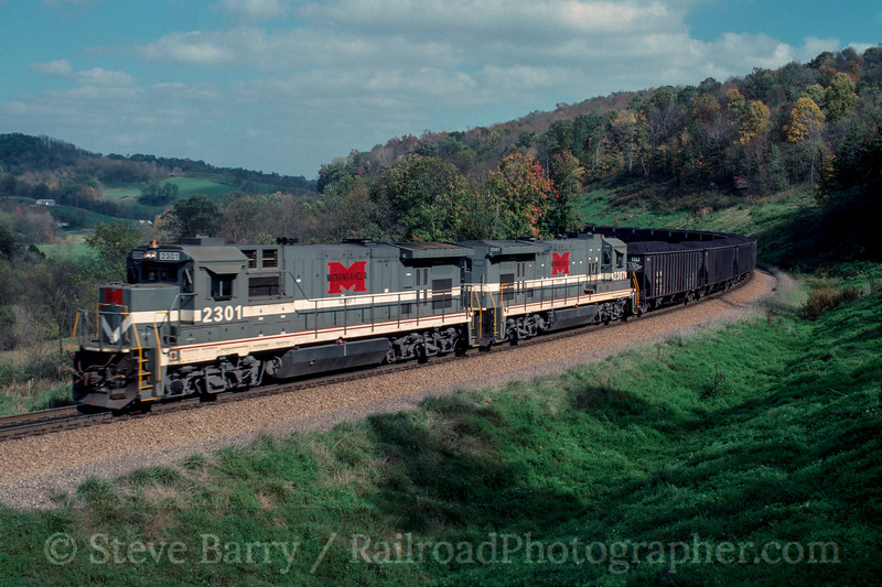 Photo 1989 Monongahela; Time, Pennsylvania October 1990