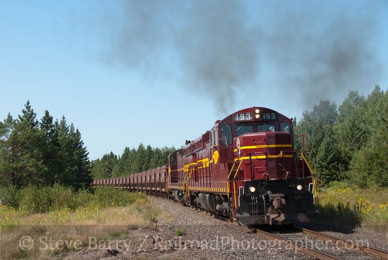 Photo 2216<br /> Lake Superior Railroad Museum; Palmers, Minnesota<br /> September 11, 2011