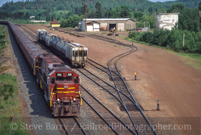 Photo 0244<br /> Duluth, Missabe & Iron Range; Biwabik, Minnesota<br /> July 2004