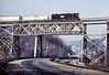 Photo 5082<br /> Norfolk & Western<br /> Rook, Pennsylvania<br /> March 4, 1984