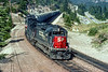 Southern Pacific; Emigrant Gap CA; 7/21/92