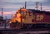 Photo 2946<br /> Southern Pacific; Dunsmuir, California<br /> May 1991