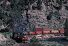 Photo 0651<br /> Union Pacific (Southern Pacific); Cotopaxi, Colorado<br /> June 30, 1997