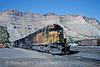 Photo 1656<br /> Southern Pacific (Denver & Rio Grande Western); Helper, Utah<br /> September 16, 1994