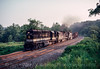 Photo 2626<br /> Norfolk Southern; Clifton, Virginia<br /> August 1987
