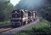 Photo 2623<br /> Norfolk Southern; Clifton, Virginia<br /> August 1982