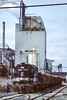 Photo 4571<br /> Norfolk Southern<br /> West Point, Virginia<br /> April 1984