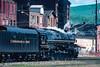 Photo 3616<br /> Chesapeake & Ohio 614; Port Jervis, New York<br /> June 8, 1997