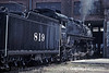 Photo 1828<br /> St. Louis Southwestern (Cotton Belt) 819; Pine Bluff, Arkansas<br /> March 27, 1993