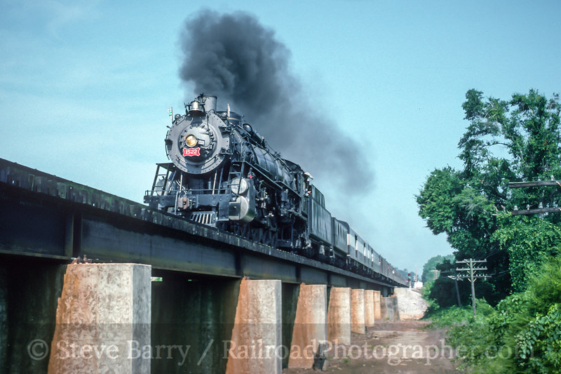 Photo 4568<br /> Frisco 1522<br /> New Albany, Mississippi<br /> June 1994