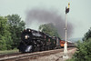 Photo 0319<br /> Milwaukee Road 261; Barton, New York<br /> June 13, 1996