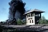 Photo 0785<br /> Milwaukee Road 261; Gouldsboro, Pennsylvania<br /> August 13, 1995