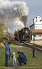 Photo 1702<br /> Nickel Plate Road 765; Carland, Michigan<br /> October 10, 2009