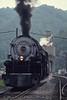 Photo 1528<br /> Norfolk & Western 1218; Iaeger, West Virginia<br /> August 7, 1991