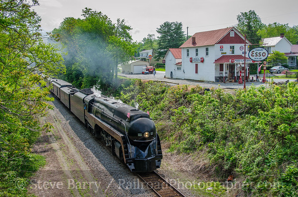 Photo 3763 Norfolk Southern; Forest, Virginia May 8, 2016