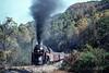 Photo 5098<br /> Norfolk & Western 611<br /> Melrose, North Carolina<br /> October 1992