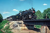 Photo 3031<br /> Louisville & Nashville 152<br /> Marion, Virginia<br /> June 6, 1987