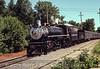 Photo 3136<br /> Allegheny Central 1238; Delaplaine, Virginia<br /> June 1981
