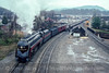 Photo 4478<br /> Norfolk & Western 611<br /> Asheville, North Carolina<br /> April 1992
