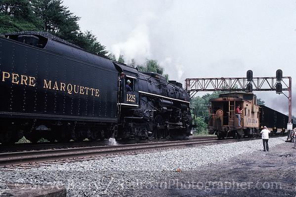 Norfolk Southern Steam Program - railroadphotographer