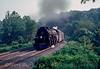 Photo 2627<br /> Norfolk & Western 1218; Clifton, Virginia<br /> August 1987