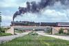 Photo 5027<br /> Southern Railway 4501<br /> Keysville, Virginia<br /> August 1985