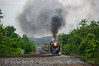 Photo 3805<br /> Norfolk & Western 611; Happy Creek, Virginia<br /> June 5, 2016