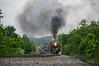 Photo 3805<br /> Norfolk & Western 611; Happy Creek, Virginia<br /> June 5, 2016