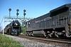 Photo 0409<br /> Norfolk & Western 611; Forest, Virginia<br /> September 1982