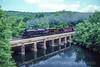 Photo 5165<br /> Reading, Blue Mountain & Northern<br /> Auburn, Pennsylvania<br /> June 1991