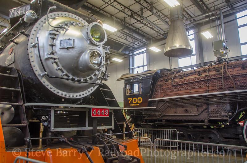 Photo 4053<br /> Oregon Rail Heritage Center; Portland, Oregon<br /> March 21, 2017