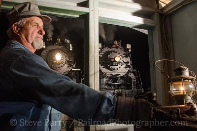 Photo 3196 Steam Railroading Institute; Owosso. Michigan June 21, 2014