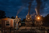 Photo 3194<br /> Steam Railroading Institute; Owosso. Michigan<br /> June 21, 2014